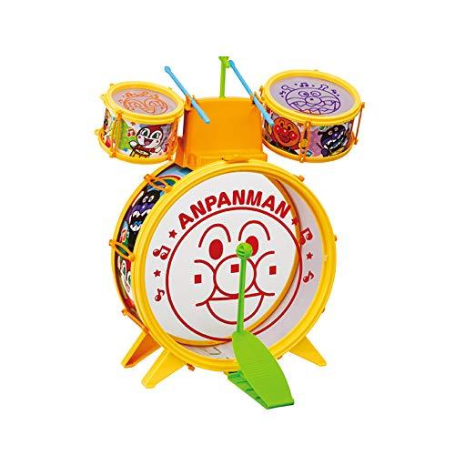 アンパンマン うちの子天才 おおきなドラムセット...