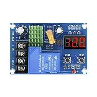 XH-M604 バッテリー充電器制御モジュール DC 6-60 ボルト収納リチウム電池充電制御スイッチ保護ボード