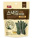 [ドンウォン / DONGWON] スナック海苔 35g / 韓国食品 / 韓国海苔 / 韓国のお菓子 (海外直送) (焼きトウモロコシ味)