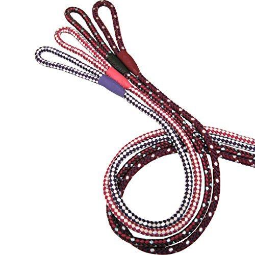 リードッグ ツートン反射リード15‐赤紫TRL‐15‐RDPU