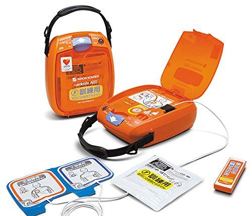【訓練用】 日本光電 AEDトレーニングユニット TRN-3100 訓練用トレーナー...