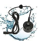 Flushbay 24V 12 LED超音波ミストメーカー 加湿器霧発生装置 噴霧器噴水 池霧機アトマイザー 水槽/築山/池/飾り/水耕栽培用 3色カラフル