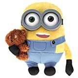 Minion Bob with Bear Plush 26cm