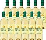 サントリー デリカメゾン 白 720ml×12本 (ペットボトル) [日本/白ワイン/甘口/ミディアムボディ/12本]