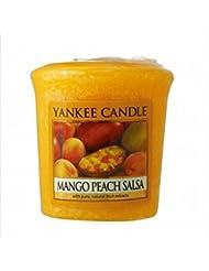 カメヤマキャンドル(kameyama candle) YANKEE CANDLE サンプラー 「 マンゴーピーチサルサ 」