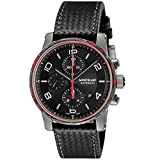 [Montblanc(モンブラン)] 腕時計 TIMEWALKER 114881 メンズ ブラック [並行輸入品]