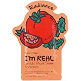 トニーモリー I'm Real Mask Sheet - Tomato - Radiance 10x21ml/0.71oz