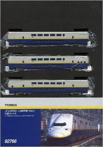 TOMIX Nゲージ 92766 E4系東北・上越新幹線 (Max) 増結A 3両