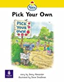 Story Street: Step 1 (LILA): Pick Your Own