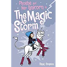 Phoebe and her unicorn in The magic storm vol 06