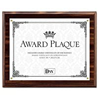 daxn15818t–DAX製造Inc。Award Plaque