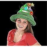 Light UpクリスマスツリーPoop帽子