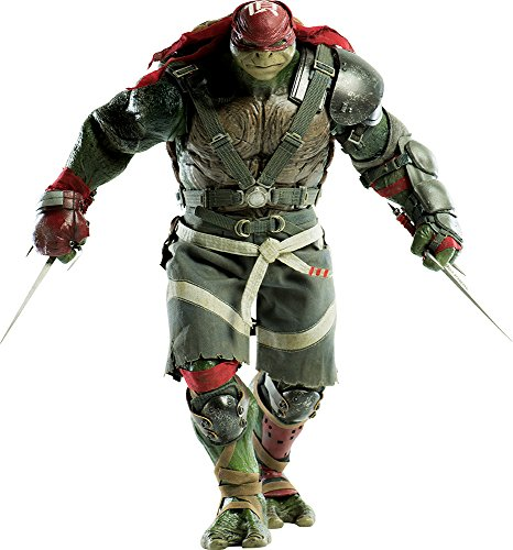 Teenage Mutant Ninja Turtles: Out of the Shadows - RAPHAEL 1/6スケール ABS&PVC&POM製 塗装済み可動フィギュア