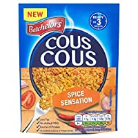 (Batchelors) スパイス感覚Cous Cousの90グラム (x6) - Batchelors Spice Sensation Cous Cous 90g (Pack of 6) [並行輸入品]