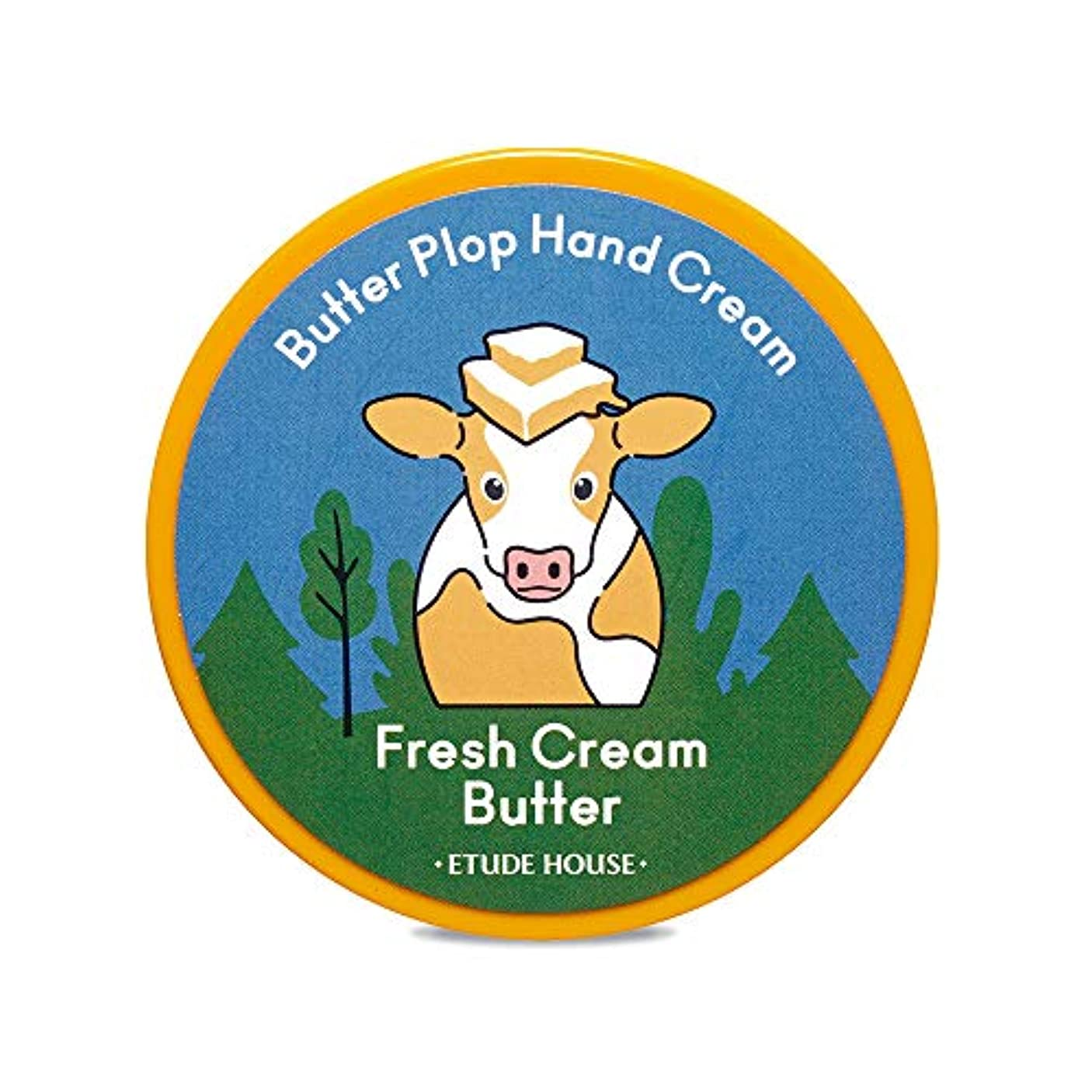 普通にドル計り知れないエチュードハウス(ETUDE HOUSE) バターハンドクリーム #1[手荒れ 保湿 バターハンドクリーム]