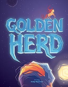 Golden Herd by [Michaels, Andy]