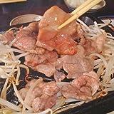 ラム肉ジンギスカン 300g