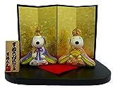 吉徳 スヌーピー&ベル 磁器雛人形