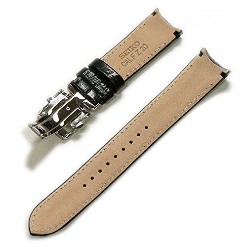 【セイコー】キネティック・プレミアSNP005P1用 20mm 純正ベルト