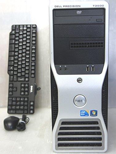 DELL PRECISION T3500 Xeon W3530 2.8GHz/6GB/320GB/FX1800 Windows7 Ultimate 64bit (NO-5794)