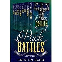 Puck Battles: A Complete Sports Romance Series