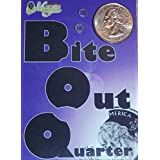 Bite-out Quarter From Royal Magic - A Wildly Popular Trick! by Royal Magic [並行輸入品]