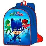 3D PJ Masks Backpack Official Licensed,Preschool Backpack