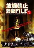 放送禁止動画FILE Vol.4 本当の恐怖はあなたのすぐそばに存在する・・・ [DVD]
