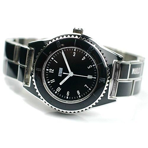 [ストーム]STORM 腕時計 KANTI ブラック 4533BK [正規輸入品]