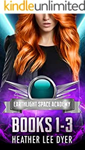 Earthlight Space Academy Boxset: Books 1-3 (A Space Academy Series) (English Edition)