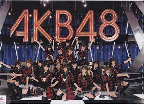 AKB48 チームサプライズ 重力シンパシー クリアファイル...