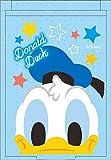 ティーズファクトリー ディズニーミニミラー フェイス/ドナルドダック 5.7×8.3×0.5cm DN-5522722DO