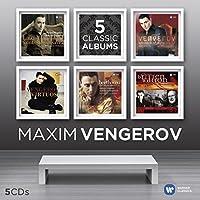 Maxim Vengerov: 5 Classic Albums by Maxim Vengerov