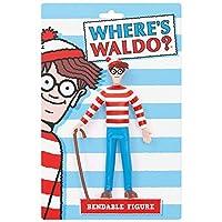 人形 ウォーリーを探せ! ウォーリー ベンダブル フィギュア ドール 曲げられる アメリカン雑貨 アメリカ雑貨