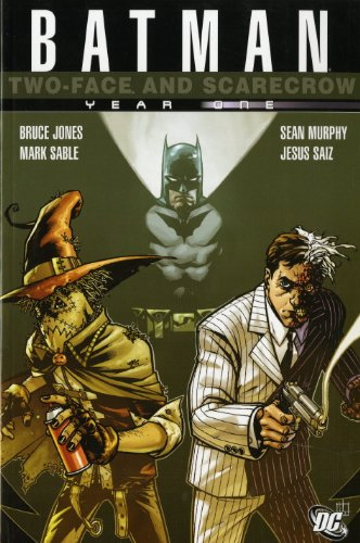 Download Batman: Two-face and Scarecrow: Year One 1848562470