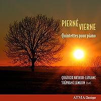 Pierne: Quintettes Pour Piano