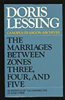 The Marriages Between Zones Three, Four and Five