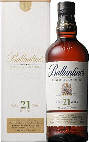 ブレンデッドスコッチウイスキー バランタイン21年700ml