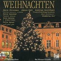 Musica di Natale Noel Concerto Noel Allemande Fiat Lux Symphonies de Noel