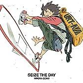 【Amazon.co.jp限定】SEIZE THE DAY (初回生産限定盤)(CD+DVD) (クリアファイルA5サイズ(初回盤ジャケット描き下ろしイラスト絵柄)付)