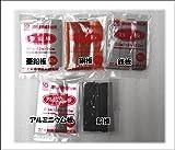 5種セット各10枚組金属板(鉄・銅・アルミニウム・亜鉛・鉛)
