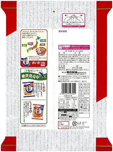 亀田製菓 手塩屋赤いきつね風味 9枚×12袋