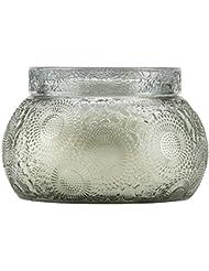 VOLUSPA チャワングラスキャンドル French Cade Lavender フレンチケード&ラベンダー GLASS CANDLE ボルスパ