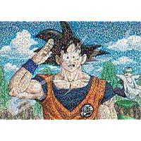 2000ピース ジグソーパズル ドラゴンボールZ ドラゴンボールZ モザイクアート(73x102cm)