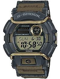 CASIO(カシオ) G-SHOCK Gショック GD-400-9 / GD-400-9DR プロテクター 海外モデル (国内品番 GD-400-9JF と同型) 男性用 メンズ [並行輸入品]