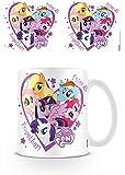 Pyramid International「My Little Pony (Heart)」公式ボックスセラミックコーヒー/ティーマグ マルチカラー 11オンス/315ml