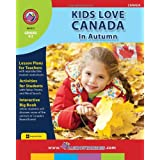 Rainbow Horizons Z37 Kids Love Canada in Autumn - Grade K to 2