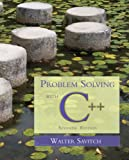 Problem Solving with C++ Value Pack (includes MyCodemate Student Access Kit & Visual C++ 2008 Programming Companion)