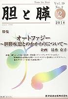 胆と膵 Vol.39 No.2(2 2 特集:オートファジー~胆膵疾患とのかかわりについて~