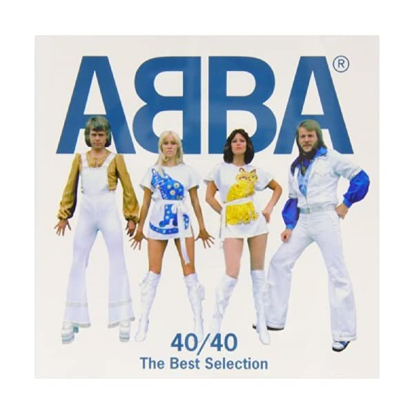 ABBA 40/40~ベスト・セレクションの商品画像